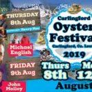 """Carlingford Oyster Festival 2019"""