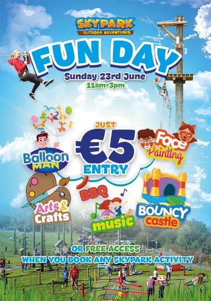 """Sky Park Fun Day"""