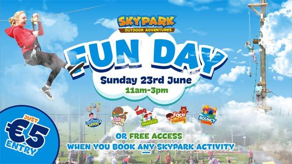 """""""Skypark Family Fun Day"""""""