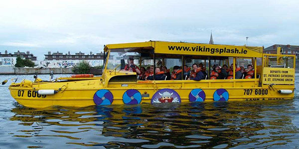 """Viking Splash Tour"""