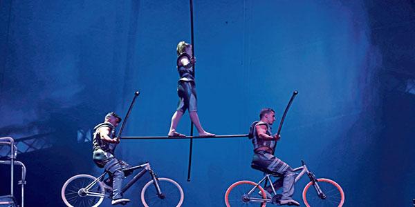 """Circus Extreme Dublin"""