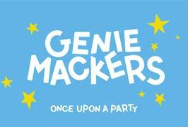 """""""Genie Mackers Kids Party"""""""