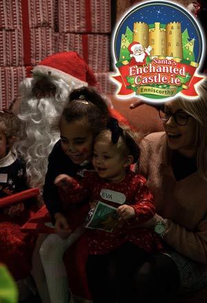 """""""Santas Enchanted Castle Experience"""""""