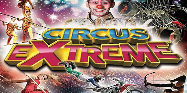 """Circus Extreme Showin Dublin"""