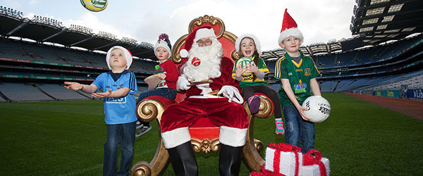 """The Santa Experience at Croke Park"""
