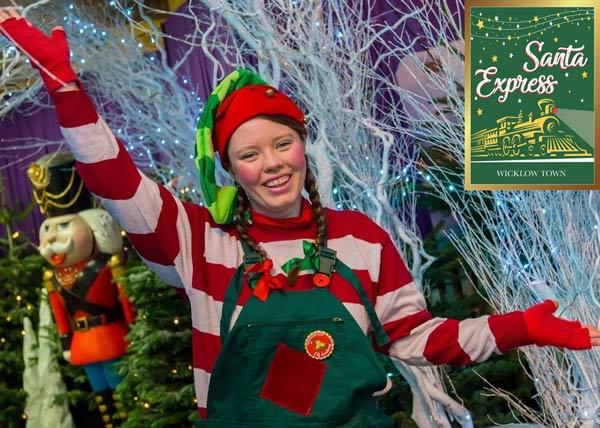 """""""Visit Santa at the Christmas Wicklow Market"""""""