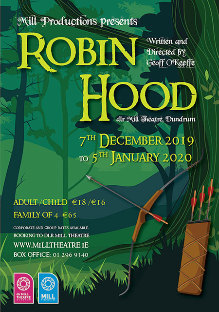 """drl Mill Theatre Christmas Panto"""
