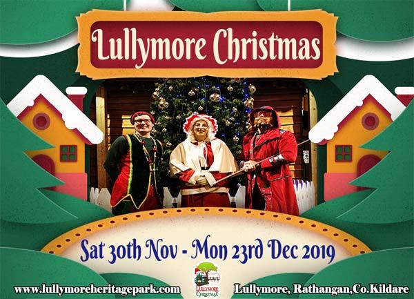 """""""Lullymore Christmas Rathangan"""""""
