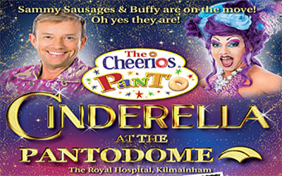 """""""The Cheerios Panto in the The PantoDome"""""""