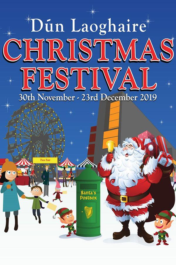 """Dun Laoghaire Christmas Festival"""