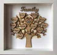 """""""Personalised Family Tree Frame"""""""