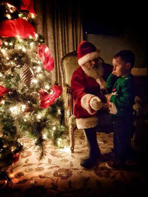 """""""Santa Express at Santa House Express"""""""
