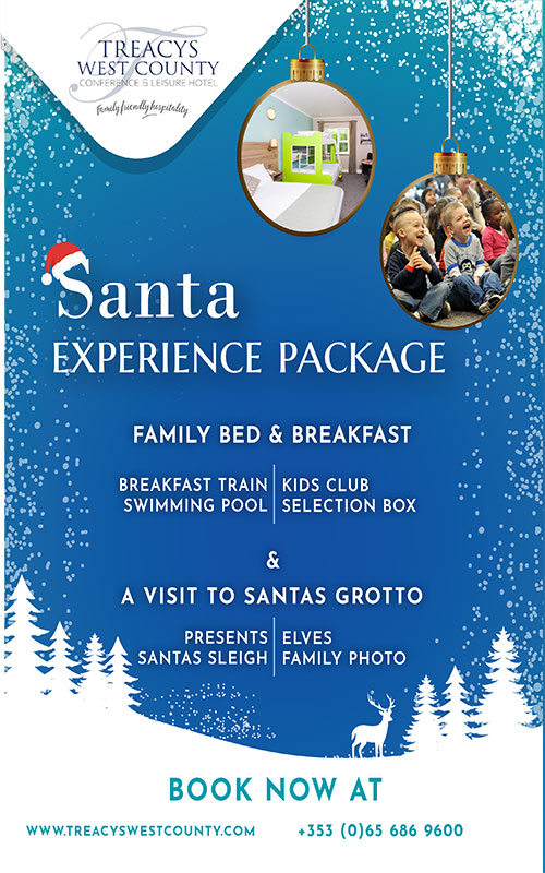 """Visit Santa in Santa Land"""