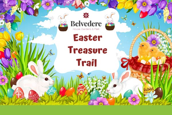 """""""Belvedere House Easter Event"""""""
