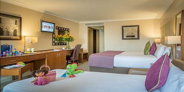 """Royal Marine Hotel Family Friendly Accommodation"""