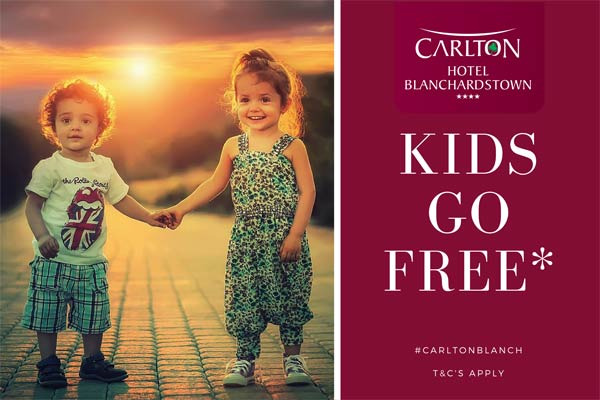 """Carlton Blanchardstown Family Friendly Hotel"""