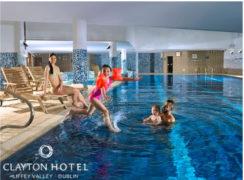 """Clayton Hotel Liffey Valley Swimming Pool"""