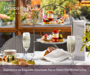 """Druids Glen Afternoon Tea at Home"""