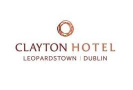 """""""clayton hotel leopardstown logo"""""""