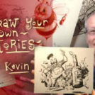 """Kevin McSherry Virtual Art Summer Camp"""