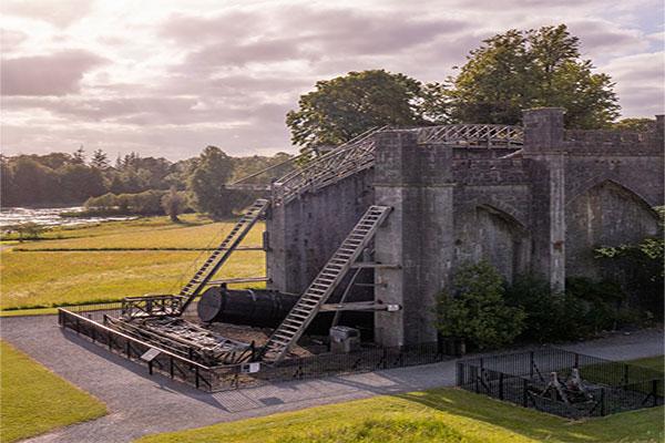 """Birr Castle Demesne Telescope"""