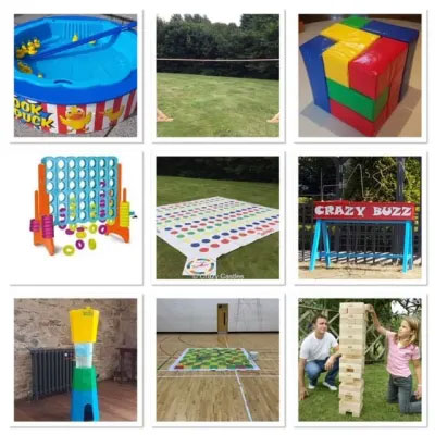 """""""champion castles giant party games"""""""