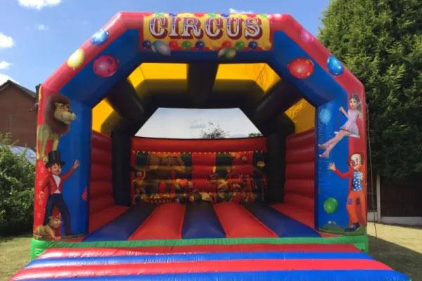 """""""circus bouncy castle cork"""""""