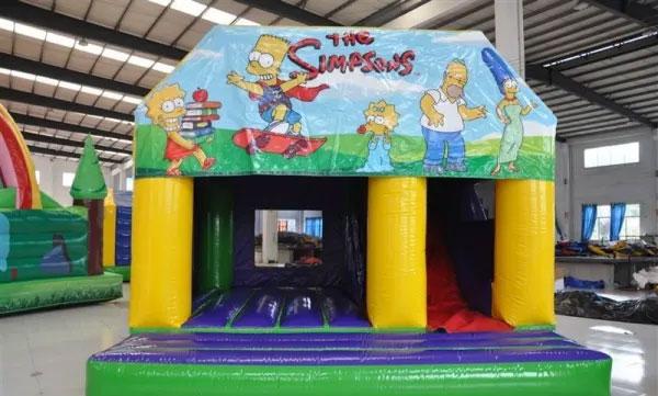 """""""simpson bouncy castle cork"""""""
