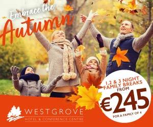 """""""westgrove hotel autumn breaks"""""""